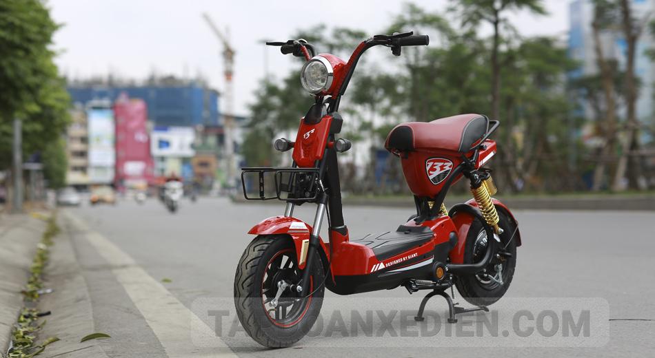 xe đạp điện M133S mini