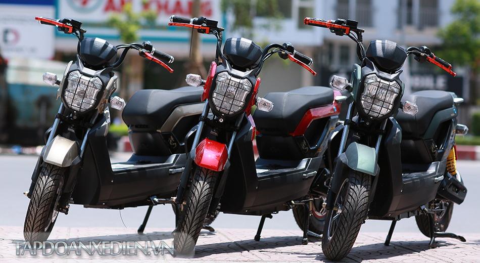 Xe đạp điện Nijia - chính hãng giá tốt nhất hà nội Zoomer-2016-vietthanh_(4)